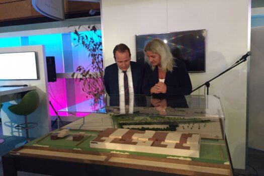 Businesspark Ter Borch A-locatie met Michelinster