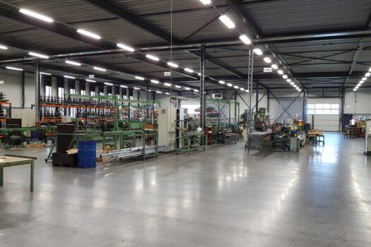Popken Metaal fabriek