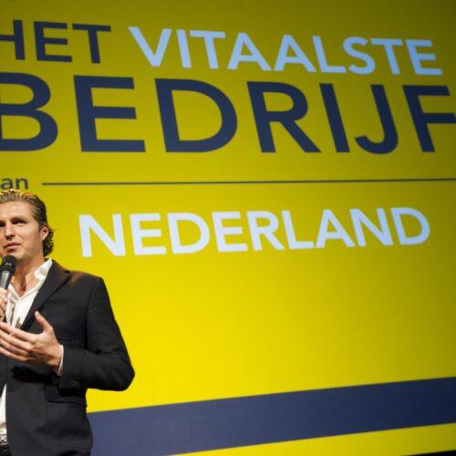 Pieter van den Hoogenband op zoek naar vitaalste bedrijf Groningen