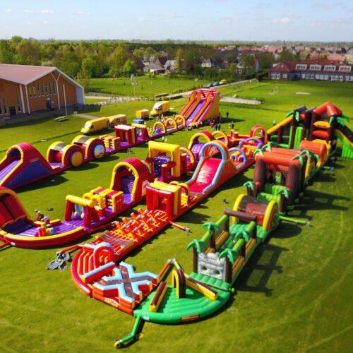 Air Run Festival start tournee door Nederland in Leeuwarden