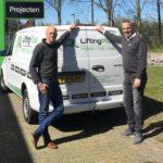 Partnerschap maakt van LiftingPlus een betere partner in hijswerk