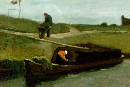 Start inventarisatie Van Goghlocaties in Drenthe