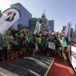 Top Dutch finisht als vierde in Solar Challenge