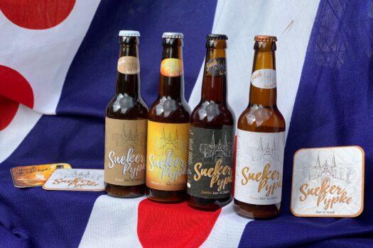 Vraag naar Sneker Pypke bieren onverwacht groot