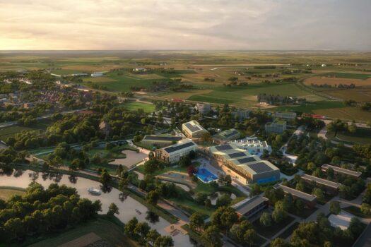 Bouw Eemsdelta Campus positief van start