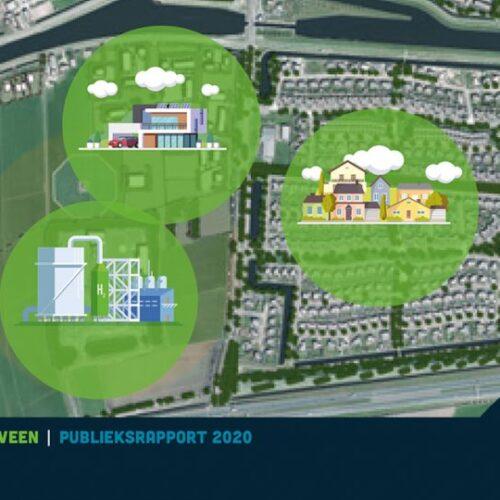 Waterstof Hoogeveen New Energy Coalition
