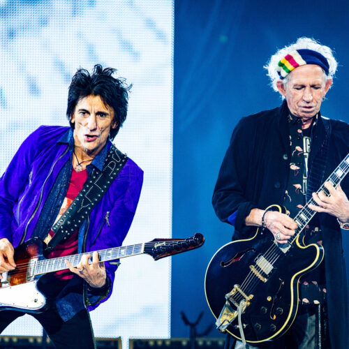 The Rolling Stones in GelreDome, 2017 Foto: Andy Zuidema