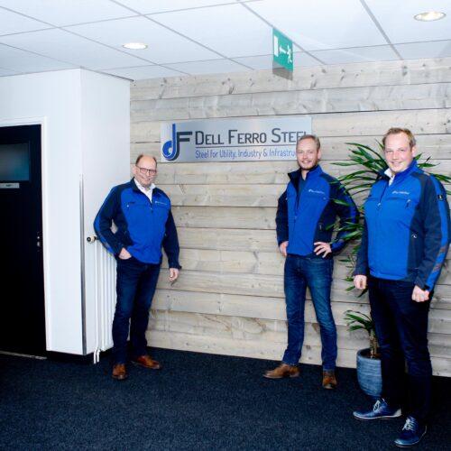 Dell Ferro Steel groeit verder op nieuwe locatie