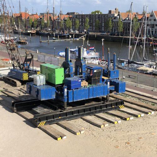 Drukpaal.nl introduceert: indrukken, het nieuwe heien