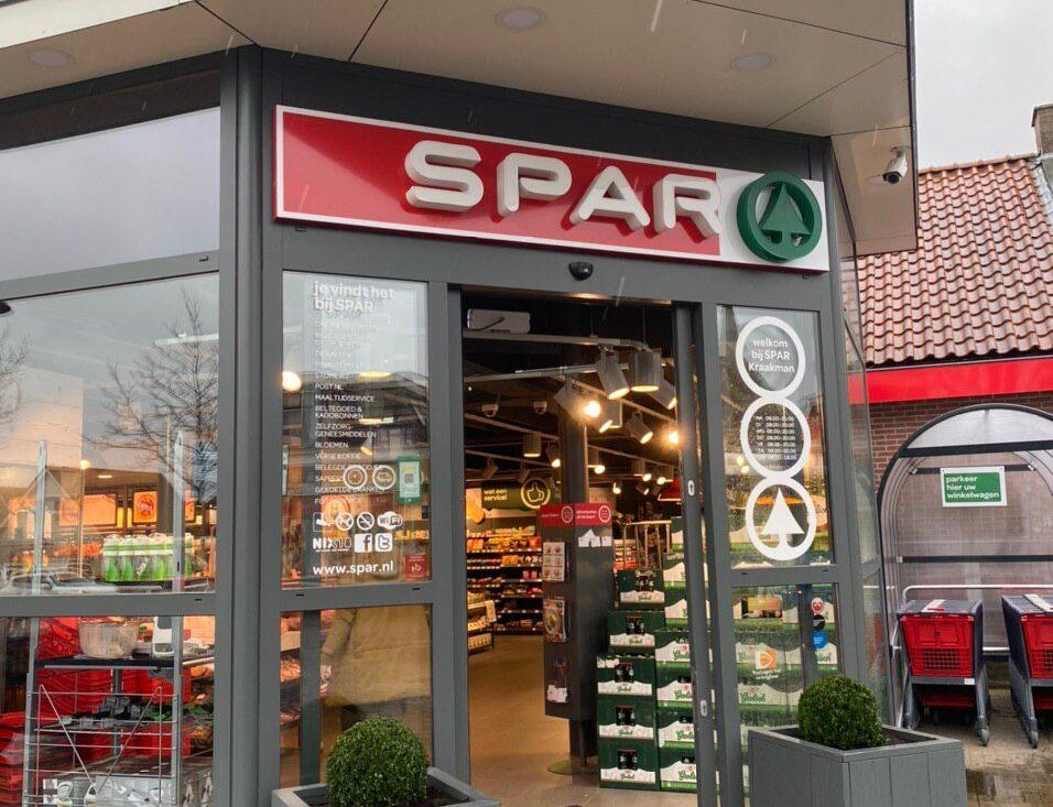 SPAR Kraakman Woudsend ontvangt Super Supermarkt-keurmerk
