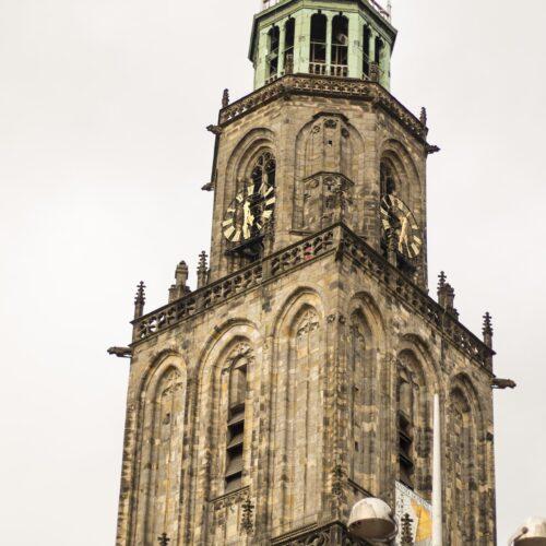 Groningen ondanks coronacrisis in top vijf meeste verkeersvertraging