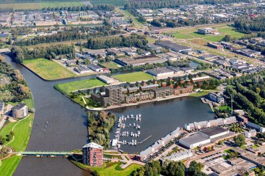 Van Wijnen start met bouw woningen aan Havenkade