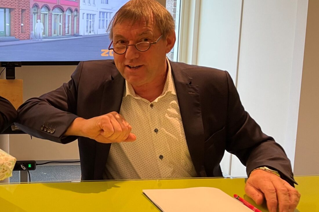 De week van Jan Emmo Hut (BV Bouwbedrijf Kooi Appingedam)