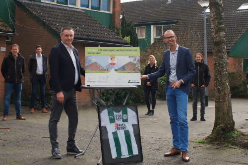 We gaan verbeteren en verduurzamen in de wijk Oosterhoogebrug in Groningen