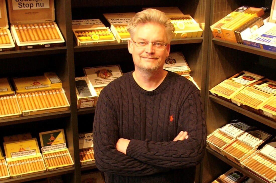 Fries opent per 1 april in Groningen grootste sigarenzaak van het Noorden