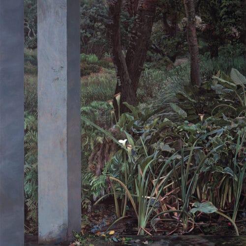 Monumentale schilderijen van Deborah Poynton in Drents Museum