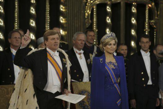 Koningin Máxima bij viering muziekonderwijs in Groningen, Friesland en Drenthe
