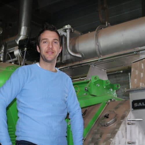 Milling Company Emmen scoort met 'krachtvoer' voor biovergisters