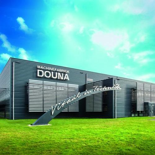 Douna Machinery: van idee tot eindproduct