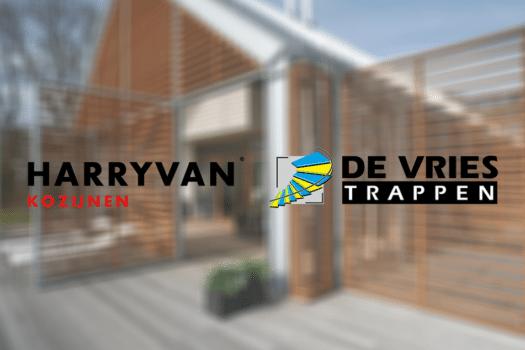 De Vries Trappen neemt belang in Harryvan kozijnen
