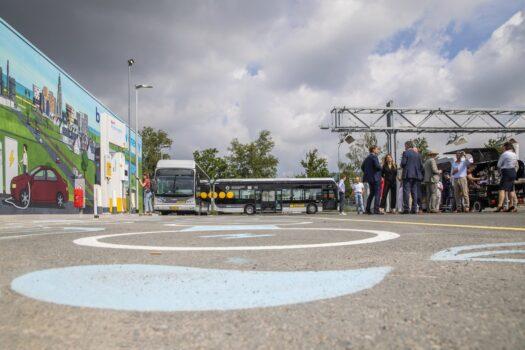 Het Noorden creëert de nieuwe waterstofeconomie met het openbaar vervoer voorop