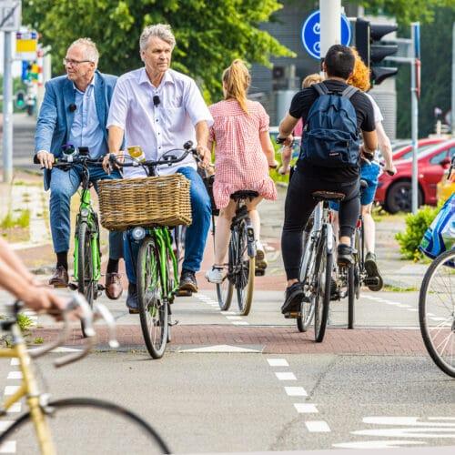 Nieuwe 'slimme' verkeerslichten Groningen en Drenthe staan aan