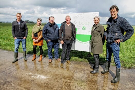 Boeren en chefs slaan handen ineen met nieuwe coöperatie voor Noord-Nederlandse voedseltransitie