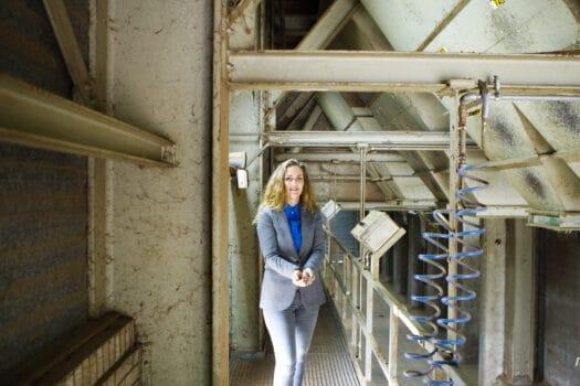 Ondernemers en scholen welkom in proeftuin Milling Company Europe
